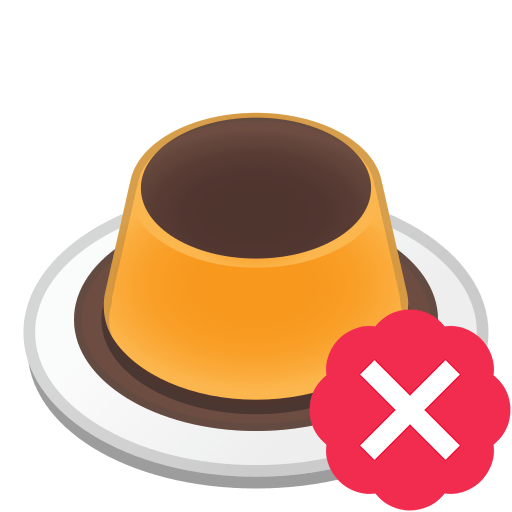 :pudding_rejected: